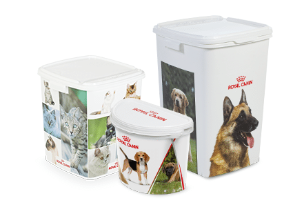 Action Container Royal Canin